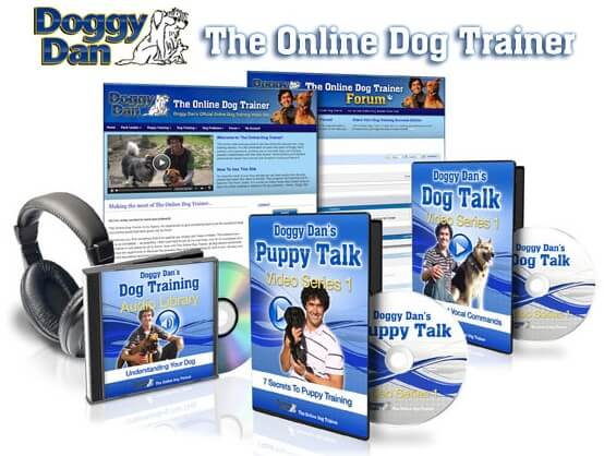 Doggy Dan's Online Dog Trainer Full Package