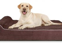 Best Dog Beds For Large Breeds - KOPEKS 7-Inch Orthopedic