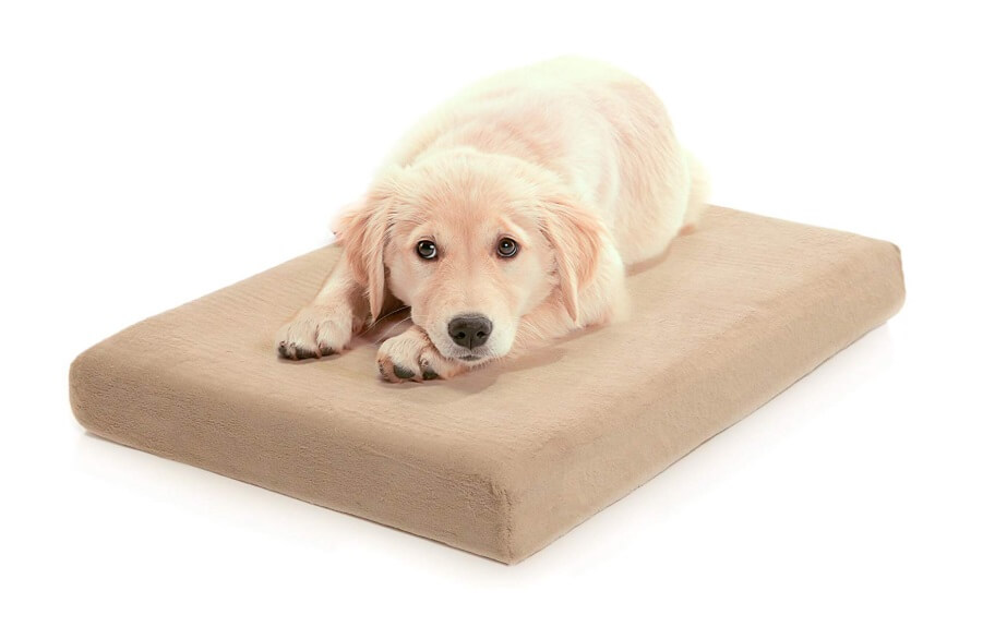 Best Dog Beds For Large Breeds - Milliard Premium Orthopedic