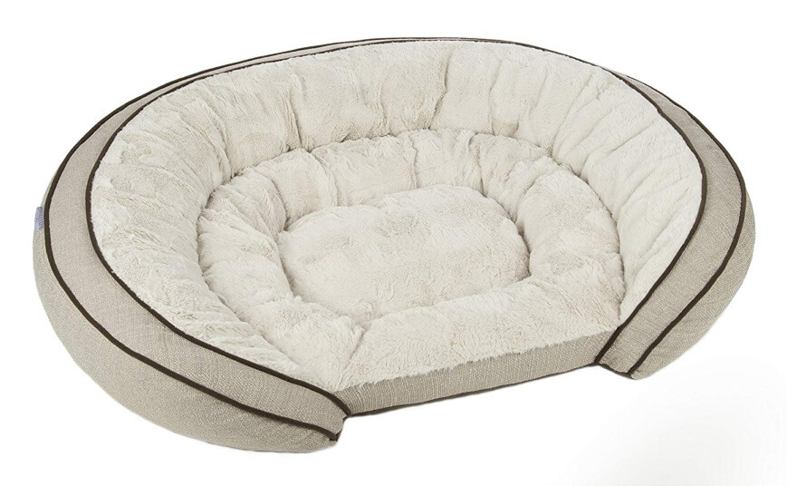 Best Dog Beds For Large Breeds - Sterling Cooling Memory Foam
