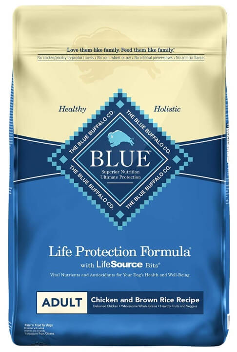 Best Dog Food For French Bulldogs - Blue Buffalo Life