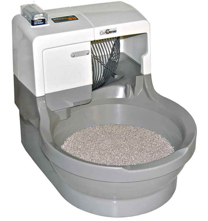 Best Self-Cleaning Litter Boxes - CatGenie