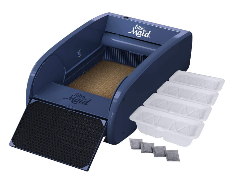 Best Self-Cleaning Litter Boxes - LitterMaid Single Cat Self-Cleaning