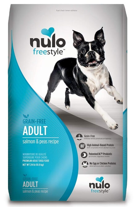 Best Dog Food For French Bulldogs - Nulo Grain Free