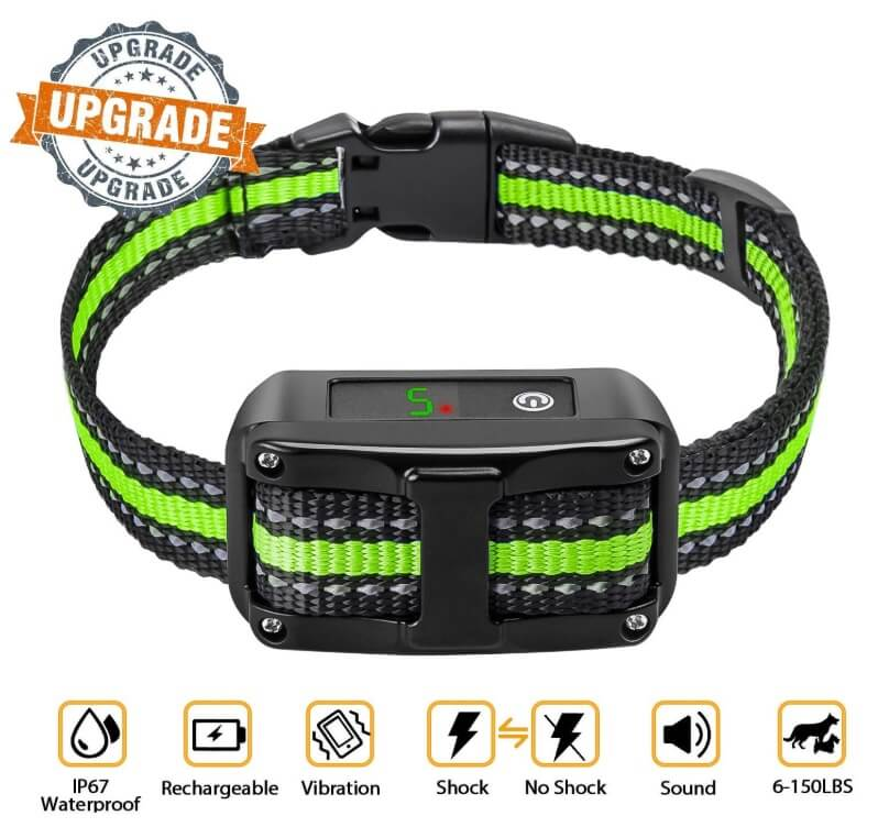 Best Bark Collars For Small Dogs - PetYeah Adjustable