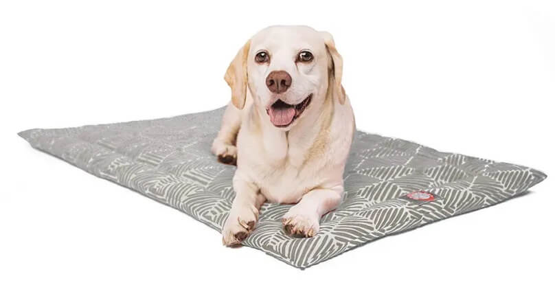 Majestic Pet Crate Mat with Charlie Pattern