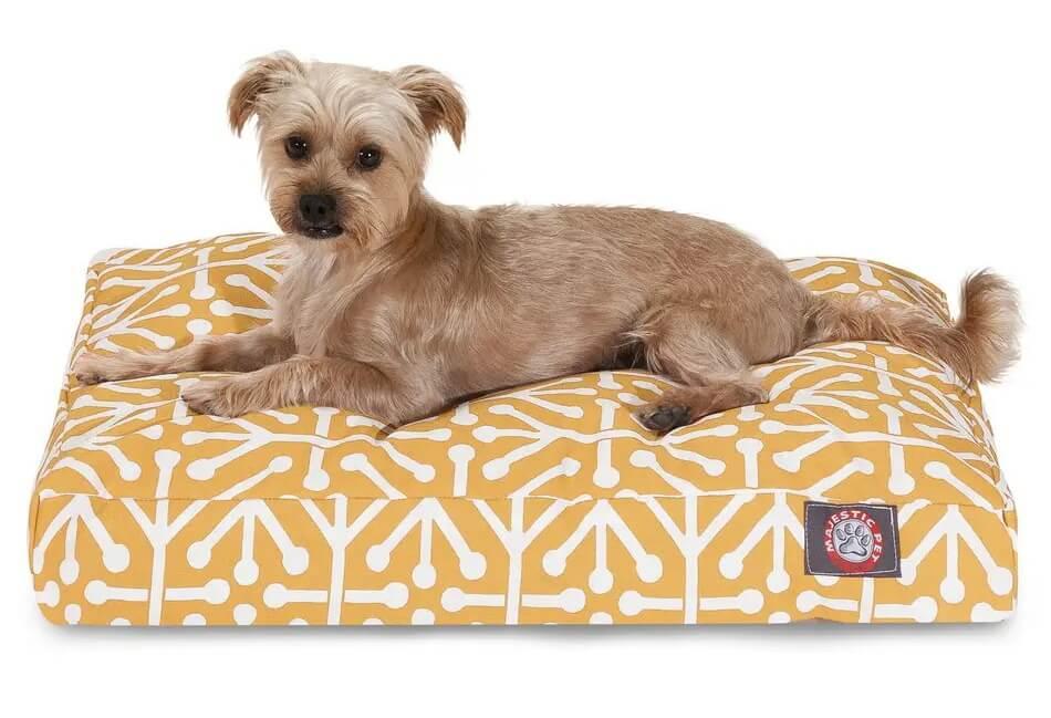 Majestic Pet Rectangle Dog Bed